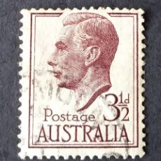 Sellos: 1951 AUSTRALIA SERIE JORGE VI. Lote 221381211