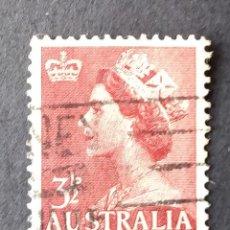 Sellos: 1953 AUSTRALIA ISABEL II. Lote 221381351