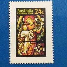 Sellos: SELLO DE AUSTRALIA. AÑO 1984. NAVIDAD. YVERT 876. Lote 221476255