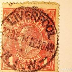 Sellos: AUSTRALIA 1915 -1923 JORGE V. Lote 223028873