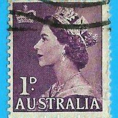 Francobolli: AUSTRALIA. 1953. REINA ISABEL II. Lote 223657486
