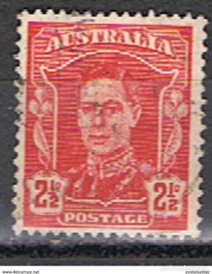 AUSTRALIA // YVERT 132 // 1938-42 ... USADO (Sellos - Extranjero - Oceanía - Australia)