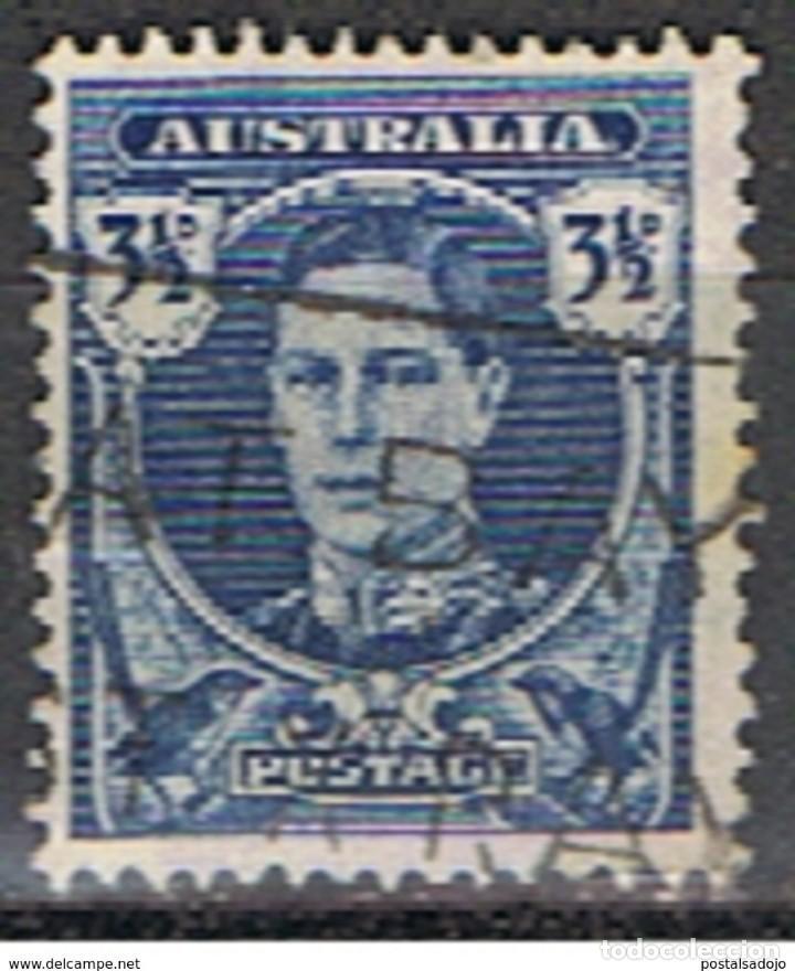 AUSTRALIA // YVERT 134 // 1938-42 ... USADO (Sellos - Extranjero - Oceanía - Australia)