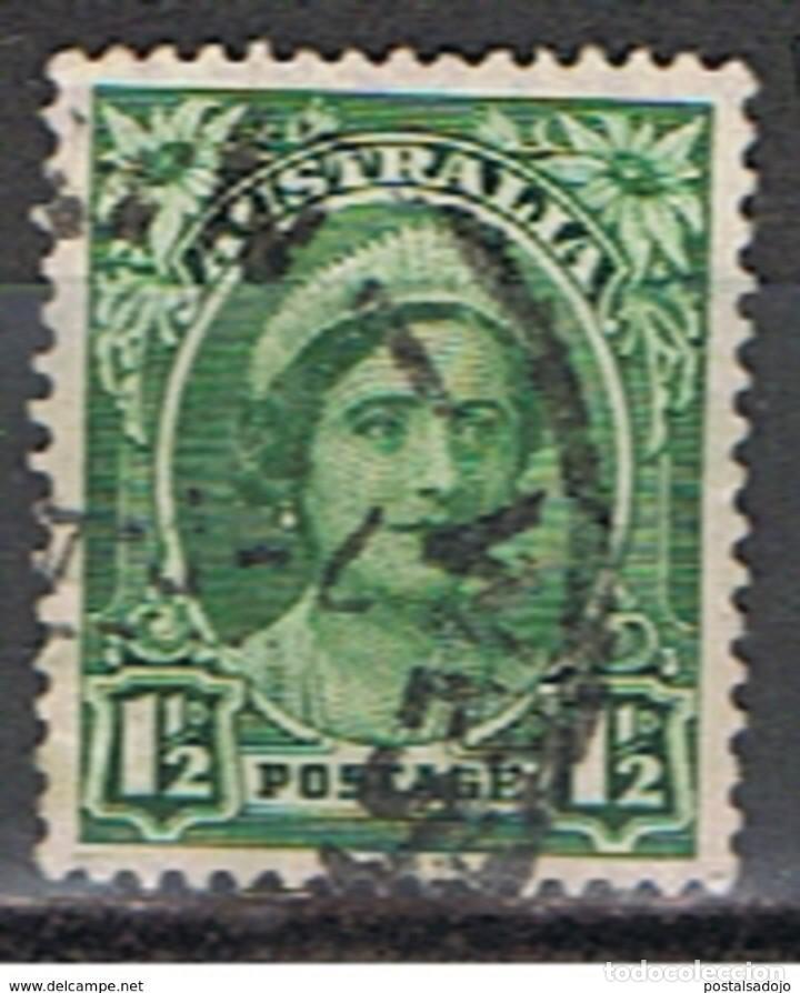 AUSTRALIA // YVERT 144 // 1942-44 ... USADO (Sellos - Extranjero - Oceanía - Australia)