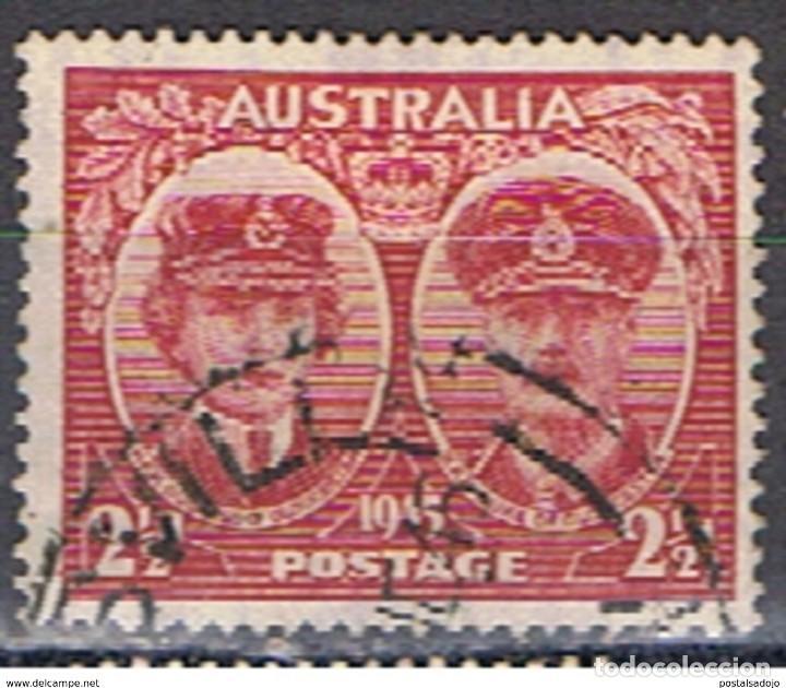 AUSTRALIA // YVERT 146 // 1945 ... USADO (Sellos - Extranjero - Oceanía - Australia)