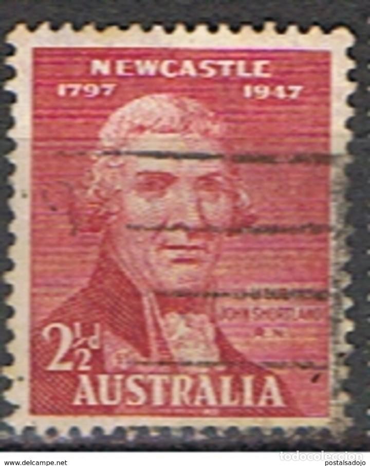 AUSTRALIA // YVERT 156 // 1947 ... USADO (Sellos - Extranjero - Oceanía - Australia)