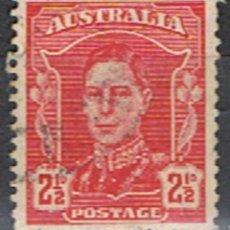 Sellos: AUSTRALIA // YVERT 132 // 1938-42 ... USADO. Lote 236749790