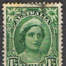 Sellos: AUSTRALIA // YVERT 144 // 1943-44 ... USADO. Lote 236750205