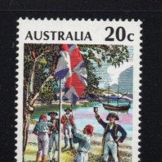 Sellos: AUSTRALIA 649** - AÑO 1979 - DIA DE AUSTRALIA, FIESTA NACIONAL. Lote 245063580