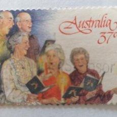 Sellos: SELLO DE AUSTRALIA. AÑO 1987. YVERT 1038. NAVIDAD.. Lote 245447195