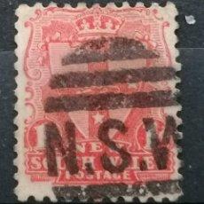 Sellos: 1897/1903, NUEVA GALES DEL SUR .1 P.*,MH ( 21-227). Lote 251861500
