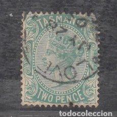 Sellos: TASMANIA 36 USADA, VICTORIA,. Lote 254204640