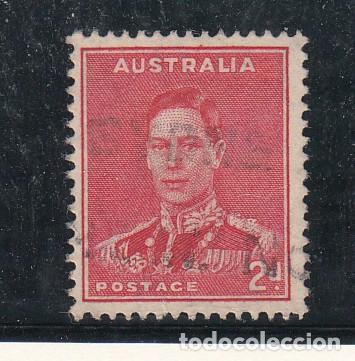 AUSTRALIA .128A USADA, JORGE VI (Sellos - Extranjero - Oceanía - Australia)