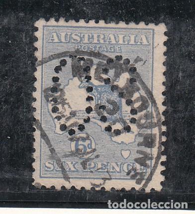 AUSTRALIA SERVICIO .8A USADA, FAUNA (Sellos - Extranjero - Oceanía - Australia)