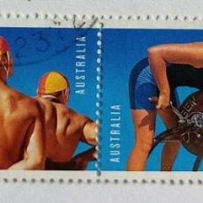 Sellos: AUSTRÁLIA 2007,SURF. USADO. Lote 255450310