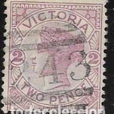 Sellos: VICTORIA YVERT 85. Lote 255557045