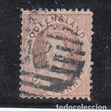 Sellos: QUEENSLAND COLONIA BRITÁNICA 30 USADA, VICTORIA. Lote 257712800