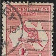Selos: AUSTRALIA YVERT 2, FAUNA. Lote 260330500