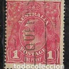 Selos: AUSTRALIA YVERT 20. Lote 260331660