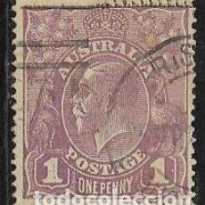 Selos: AUSTRALIA YVERT 21. Lote 260331850