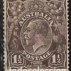 Selos: AUSTRALIA YVERT 22. Lote 260331970