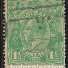 Selos: AUSTRALIA YVERT 24. Lote 260332140