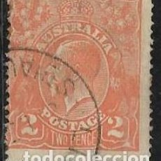 Selos: AUSTRALIA YVERT 25. Lote 260332230