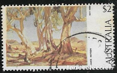 AUSTRALIA YVERT 532 (Sellos - Extranjero - Oceanía - Australia)