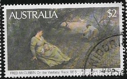 AUSTRALIA YVERT 739 (Sellos - Extranjero - Oceanía - Australia)