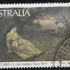 Sellos: AUSTRALIA YVERT 739. Lote 260514425