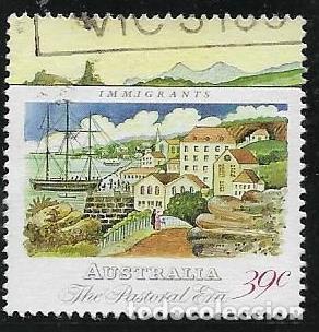 AUSTRALIA YVERT 1113/17 SERIE COMPLETA (Sellos - Extranjero - Oceanía - Australia)