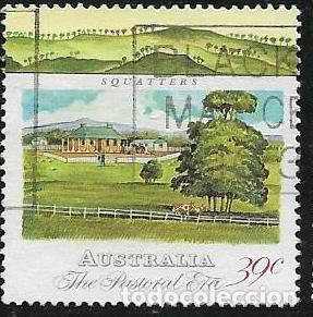 Sellos: AUSTRALIA YVERT 1113/17 SERIE COMPLETA - Foto 3 - 260705465