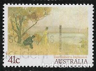 Sellos: AUSTRALIA YVERT 1122/25 SERIE COMPLETA - Foto 3 - 260706230
