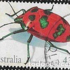 Sellos: AUSTRALIA YVERT 1203, FAUNA. Lote 260864160