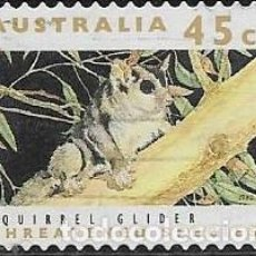 Sellos: AUSTRALIA YVERT 1257, FAUNA. Lote 260865665