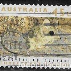 Sellos: AUSTRALIA YVERT 1259, FAUNA. Lote 260865915