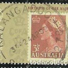 Sellos: AUSTRALIA YVERT 1263. Lote 260866860