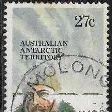 Sellos: AUSTRALIA TERRITORIOS ANTÁRTICOS YVERT 53. Lote 260868665