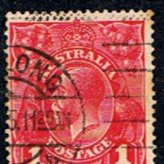 Sellos: AUSTRALIA // YVERT 20 // 1914-23 .. USADO. Lote 262945370