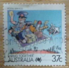 Sellos: AUSTRALIA. Lote 263034510