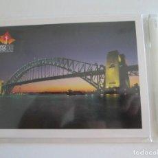 Sellos: ER * AUSTRALIA * PACK 8 POSTALES VIAJE DEL PAPA SYDNEY 2008. Lote 263185690