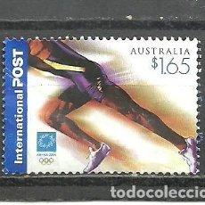 Selos: AUSTRALIA 2004 - SG NRO. 2405 - USADO - DOBLECES. Lote 264301140