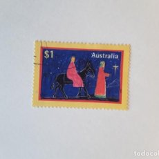 Selos: AUSTRALIA SELLO USADO. Lote 265794179