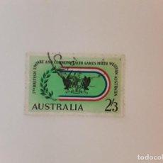 Sellos: AUSTRALIA SELLO USADO. Lote 269941028