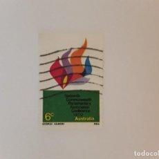 Sellos: AUSTRALIA SELLO USADO. Lote 269941308