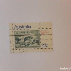 Sellos: AUSTRALIA SELLO USADO. Lote 269941403