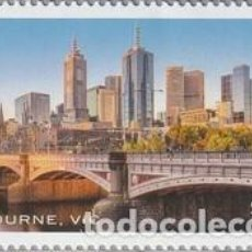 Selos: SELLO USADO DE AUSTRALIA 2018, YT 4670. Lote 270549103
