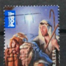 Sellos: AUSTRALIA NAVIDAD TARIFA INTERNACIONAL SELLO USADO. Lote 271502108