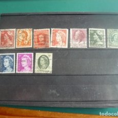 Sellos: 10 SELLOS DE AUSTRALIA. Lote 276359698