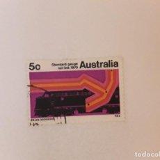 Timbres: AUSTRALIA SELLO USADO. Lote 277021288